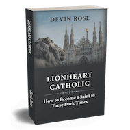 Lionheart Catholic book image
