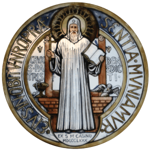 About St Benedict Image