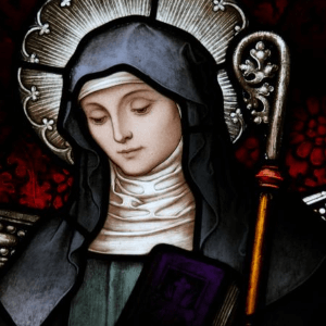 St Bridget of Sweden Novena Image