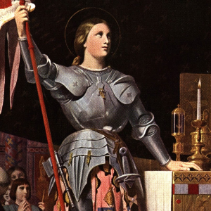 St Joan of Arc Novena Image